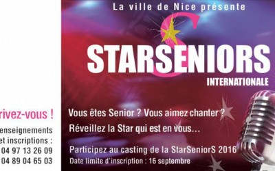 StarSeniors 2016 à Nice