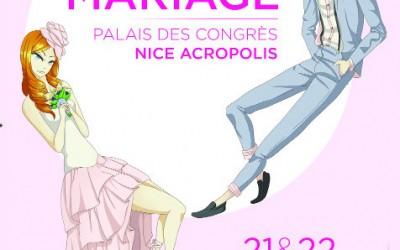 Idée sortie : Le salon du Mariage à Nice